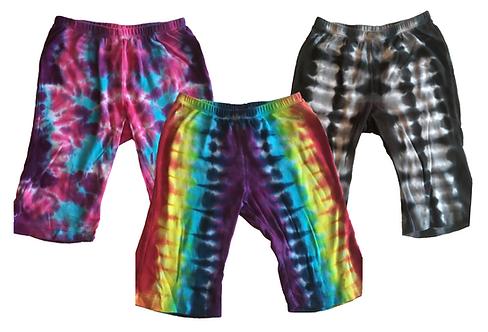 Tie-Dye Baby Pants