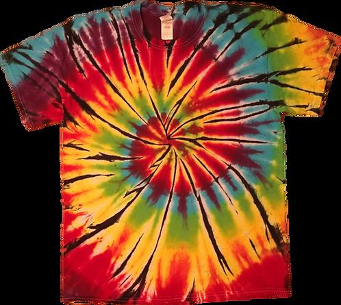 Custom - Spiral Tie-Dye