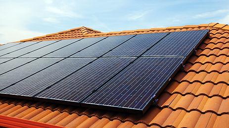 La Jolla Solar panel