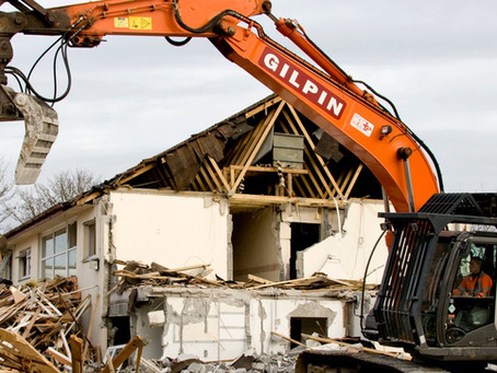Choose the Right Demolition Contractor