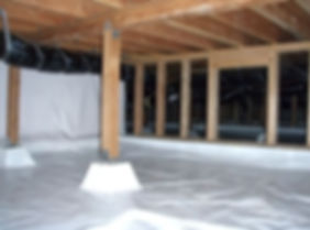 Crawl-Space-Cleaning | California | B Green Service