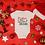 Thumbnail: Santa's Little Helper - Baby Bodysuit