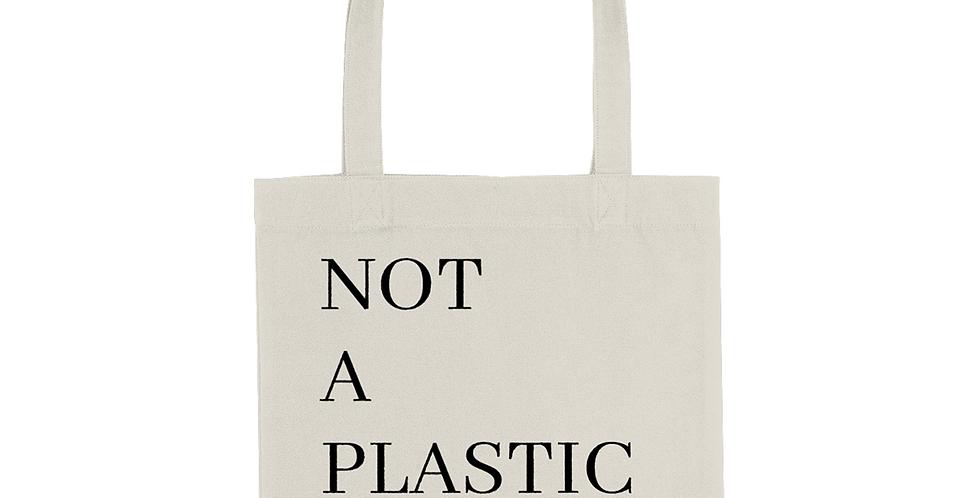 Not a Plastic Bag - Tote Bag