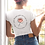 Thumbnail: Just Because You Can't See It - Double Sided Print White T-Shirt