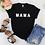 Thumbnail: Mama - Black T-Shirt