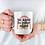 Thumbnail: Be Kind to Your Mind - 11oz White Ceramic Mug