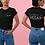 Thumbnail: The Future is Vegan - Double Sided T-Shirt