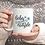 Thumbnail: Baby it's Cold Outside - 11oz White Ceramic Mug