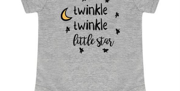 Twinkle Twinkle Little Star - Baby Bodysuit