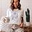 Thumbnail: Female Line Art - White T-Shirt