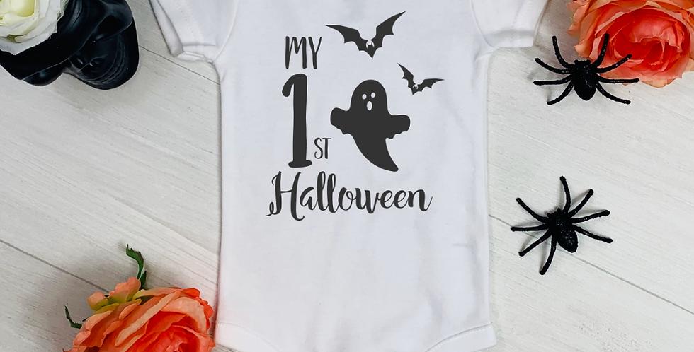 My 1st Halloween - Baby Bodysuit