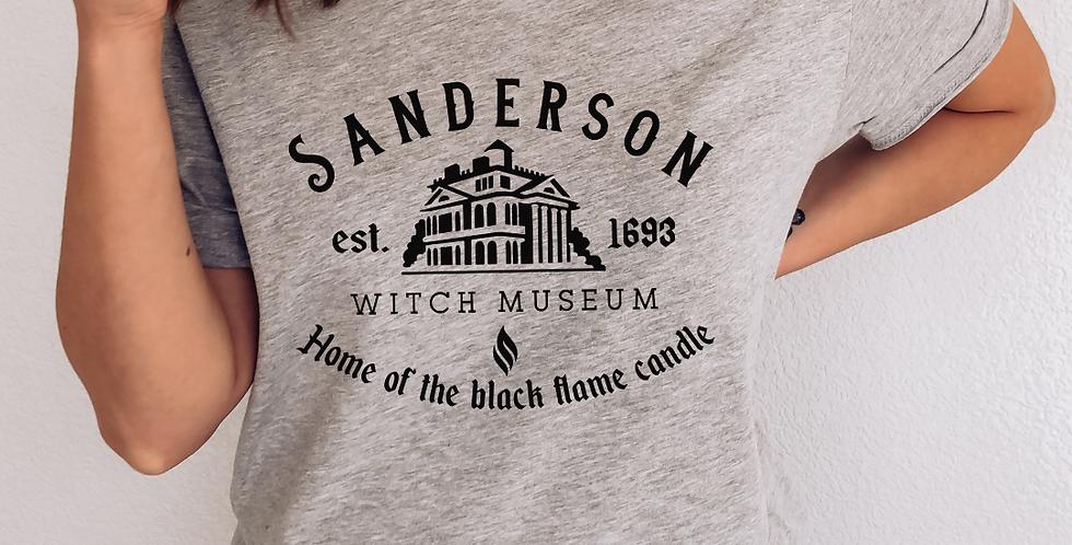 Sanderson Museum Hocus Pocus Inspired T-Shirt