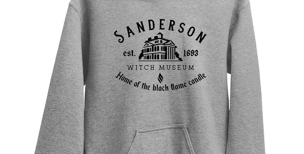 Sanderson Museum of Witchcraft - Grey Hoodie
