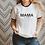 Thumbnail: Mama est - Customisable Organic Cotton Ringer T-Shirt