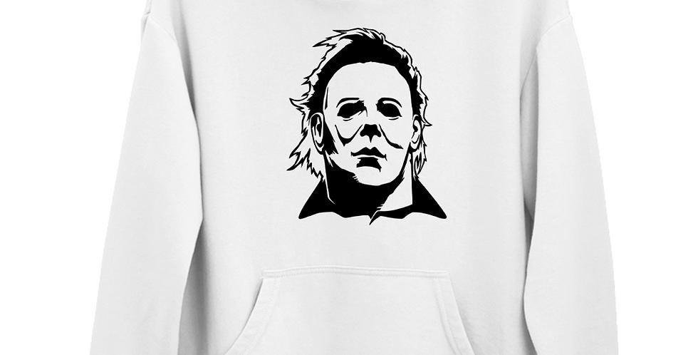 Halloween Villain Michael Myers Inspired Hoodie
