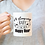 Thumbnail: A Sleeping Baby is the New Happy Hour - 11oz White Ceramic Mug