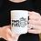 Thumbnail: Mum Fuel - 11oz White Ceramic Mug