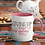 Thumbnail: Giving Up is Not an Option - 11oz Ceramic Mug