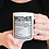 Thumbnail: Nutritional Facts of a Mother - 11oz White Ceramic Mug