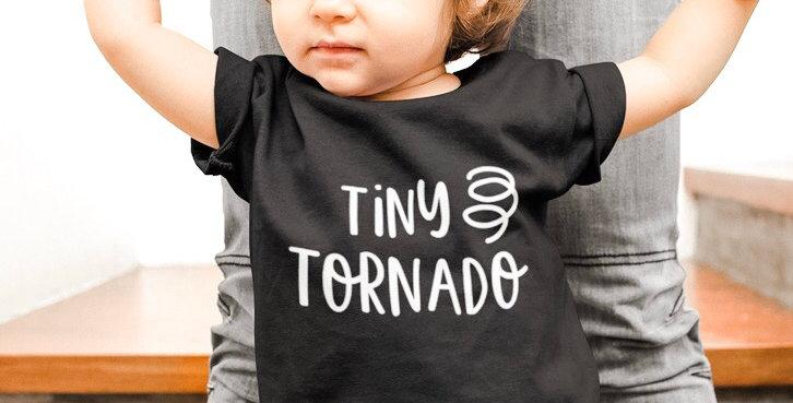 Tiny Tornado - Baby/Toddler T-Shirt