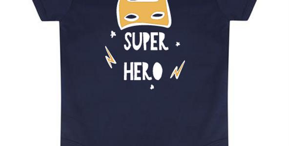 Super Hero - Baby Bodysuit