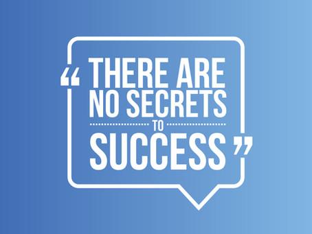 KEEP NO SECRETS, PART 1