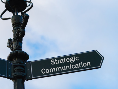 STRATEGIC COMMUNICATIONS. TELL YOUR STORY.