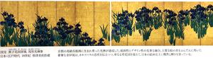 Special Exhibition Ogata Korin's Irises.NEZU MUSEUM 2019/5