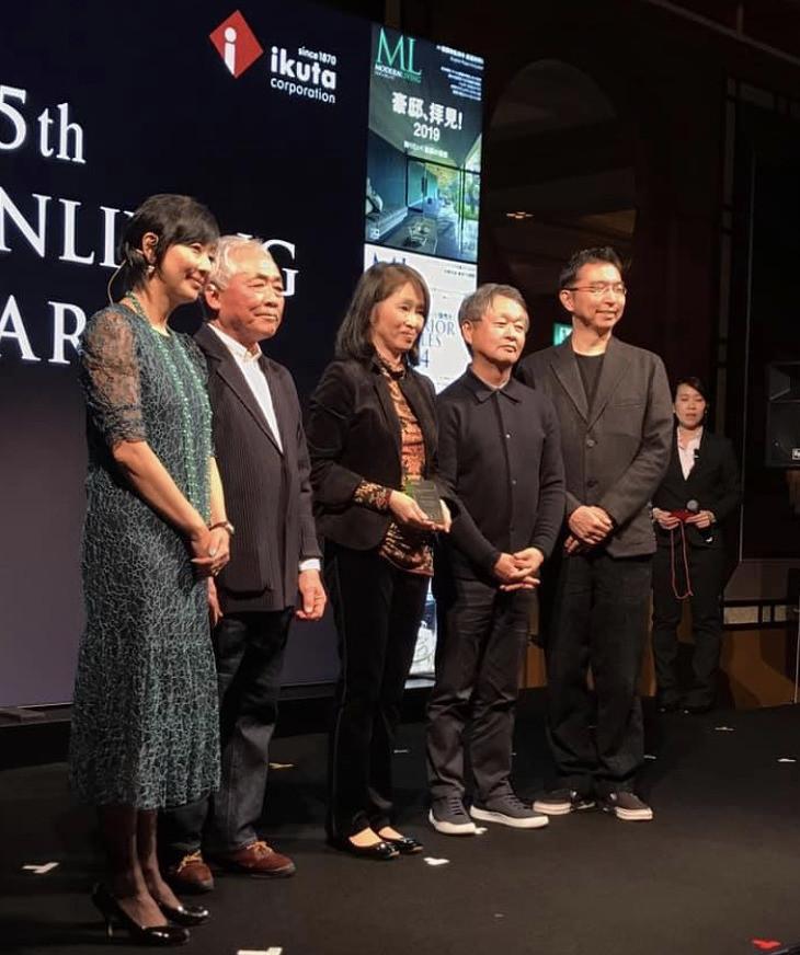 モダンリビング 大賞2019 深澤直人さんも審査員のお一人。