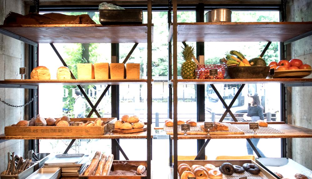 FACTORY九段下の美味しいパン屋さん。カフェも人気です。インテリアコーディネーターのブログ
