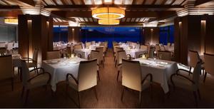 鳥羽国際ホテルのレストラン。インテリアコーディネーターのブログ。