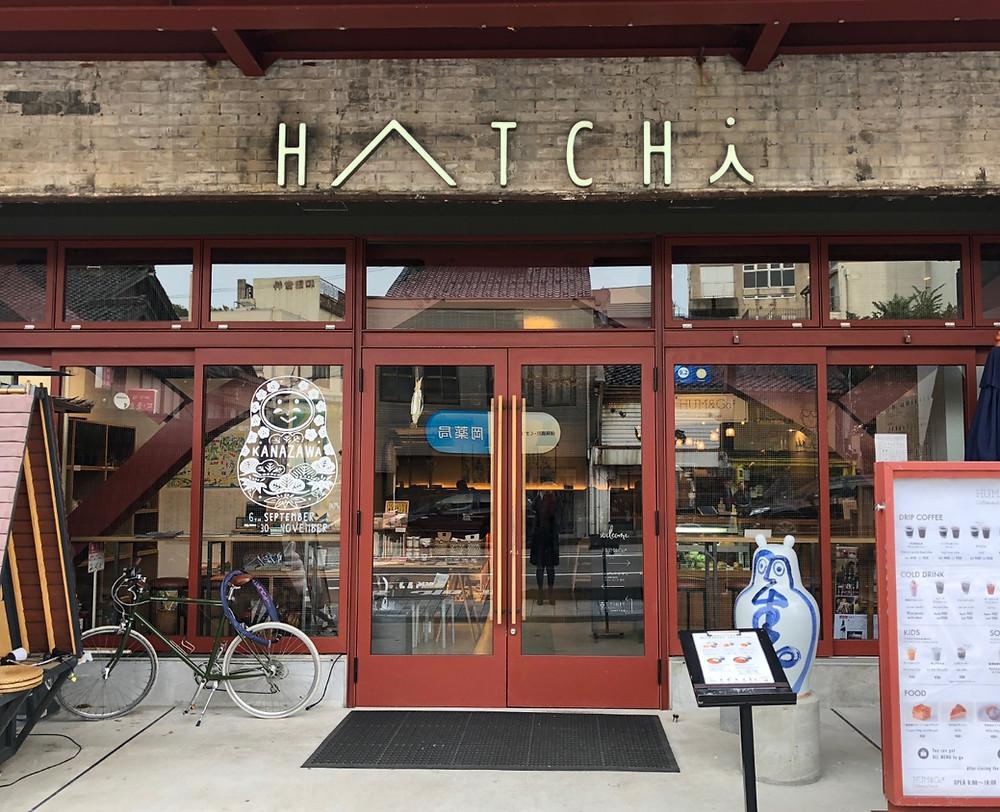 金沢 シェアホテルハッチ。ドミトリー初体験のインテリアコーディネーターのブログ。