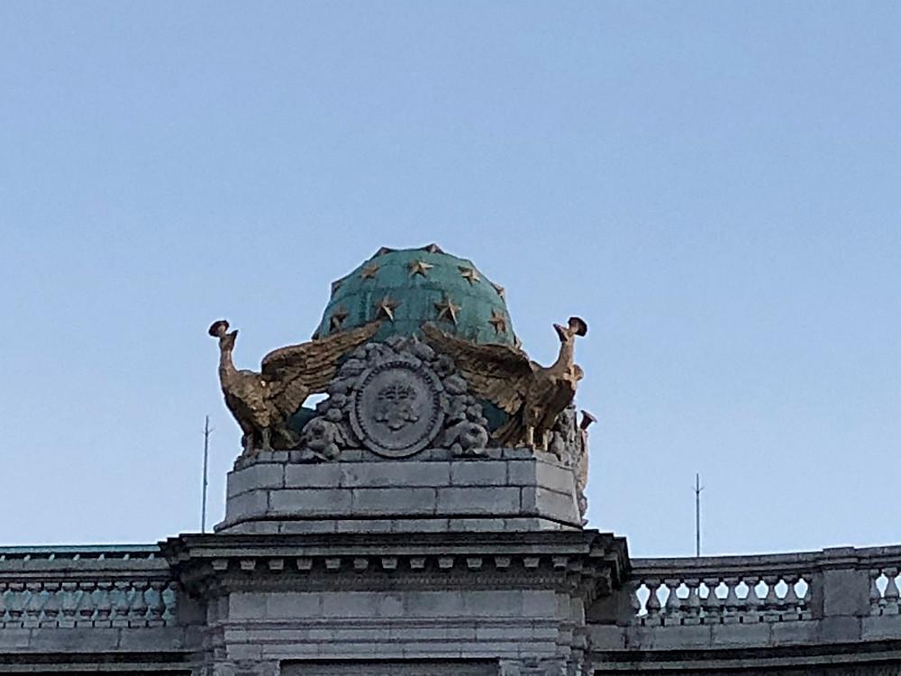 迎賓館赤坂離宮 ライトアップの日の参観ブログ インテリアコーディネーター