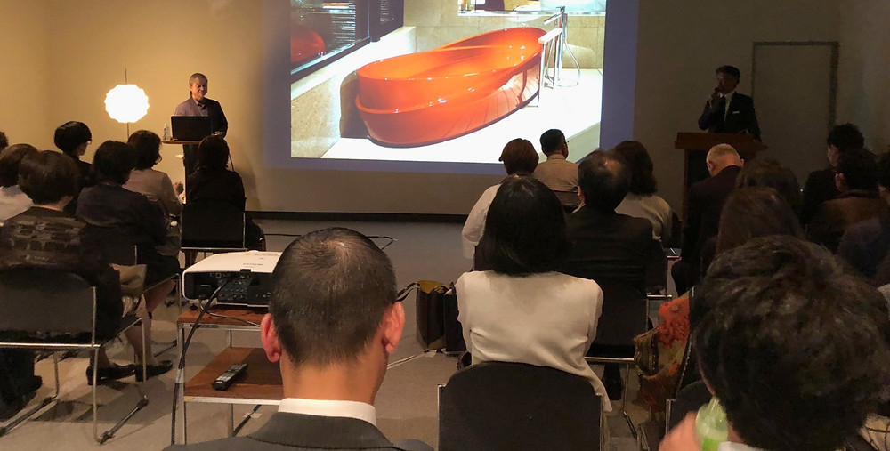 インテリアデザイナー橋本夕紀夫先生のアイコンとは。