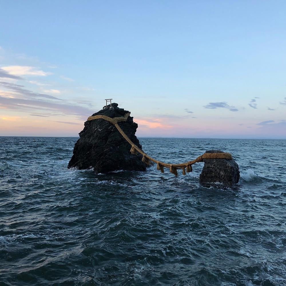 伊勢神宮と二見浦を旅したインテリアコーディネータのブログ