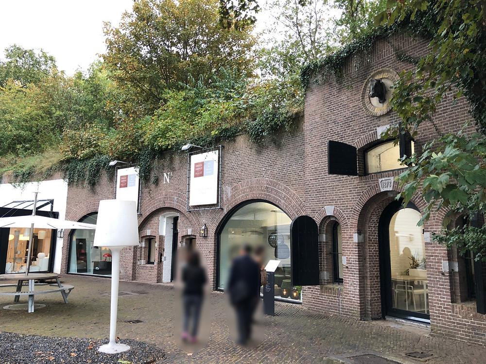 オランダの郊外のインテリアショップを訪ねて。インテリアコーディネーターのブログ。