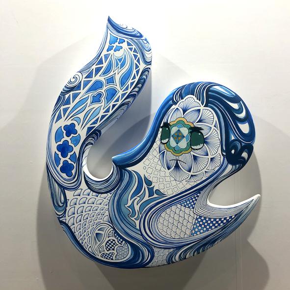 アートフェア東京2019には、国内外のギャラリーから様々なジャンルのアートが出品されていました。インテリアコーディネーターのブログ