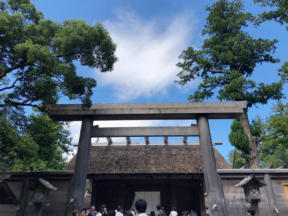 伊勢神宮外宮参拝と二見浦 インテリアコーディネーターのブログ