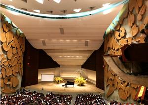 上野 東京文化会館の大ホールのステージは可動式だそうです。インテリアコーディネーターのブログ。