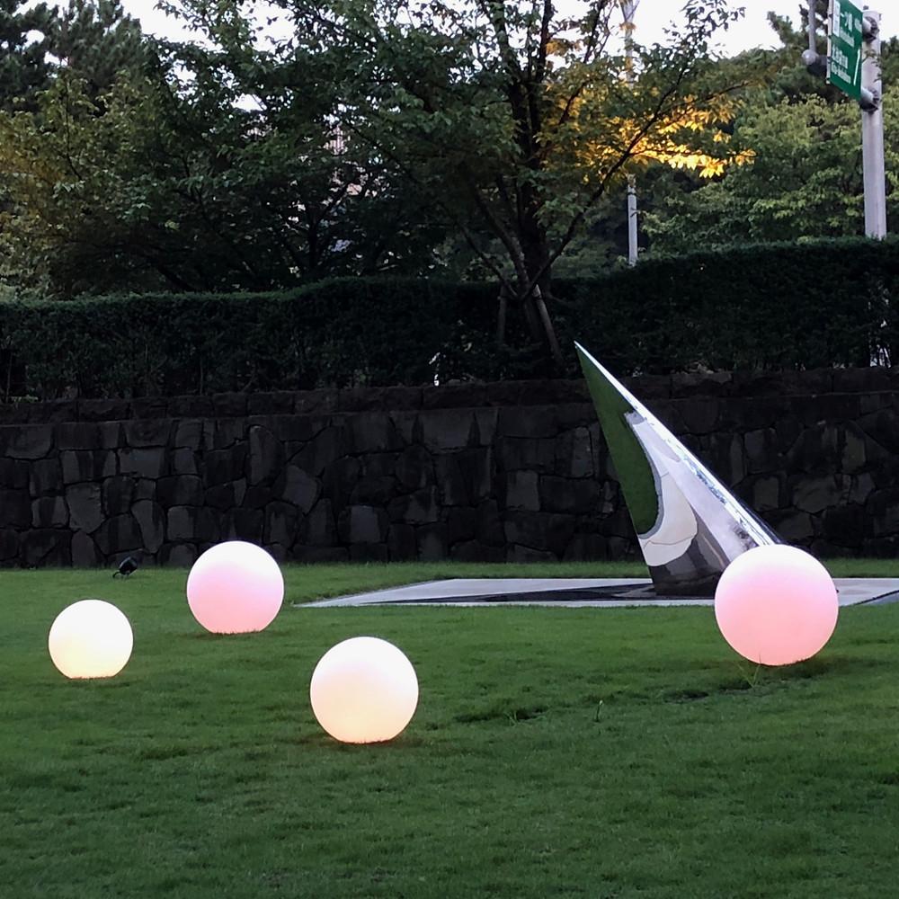 SUMMER FESTIVAL in the National Museum of Modern Art, Tokyo GARDEN ,MOMAT,JAPAN