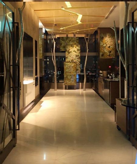 ホテルのインテリア。コーディネーターのブログ。ザプリンスタワー紀尾井町