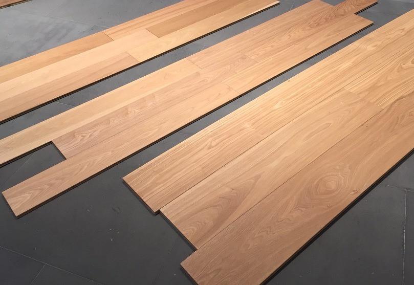 アッシュの床材 マンションリフォーム実例。実体験を語るブログ。