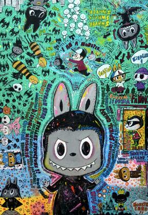 アートフェア東京2019にて。現代アートから骨董まで堪能できました。インテリアコーディネーターのブログ