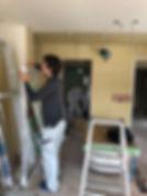 ハーフユニットバス 施工現場 マンションリフォームマンションリフォーム