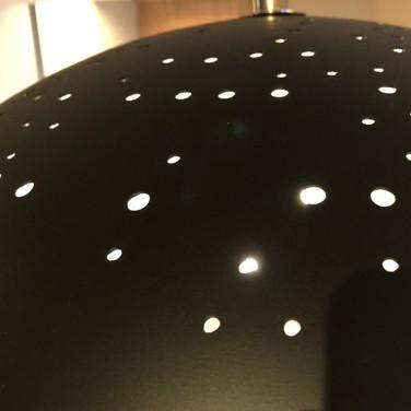 スペースコペンハーゲンのペンダントライト ダイニングのインテリア