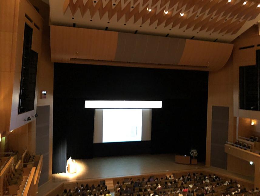 ics college of arts 55周年記念 隈研吾特別講演を拝聴して。インテリアコーディネーターのブログ。