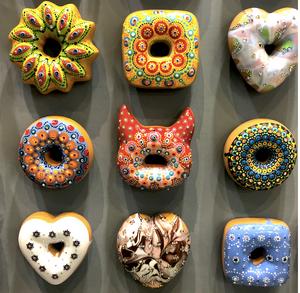 アートフェア東京2019 美味しそうなアート!インテリアコーディネーターのブログ