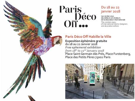 パリ デコオフ2018 行ってきました!