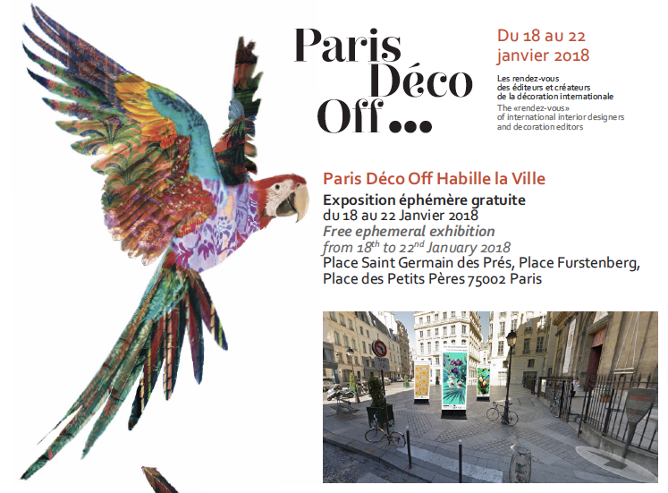 PARIS DECO OFF 2018