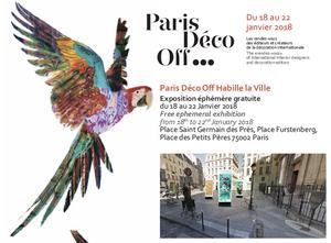PARIS DECO OFF 2018